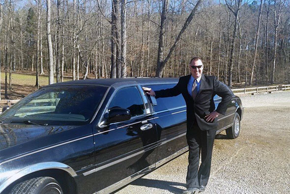 James Lundy - Owner/Driver @ Primo Limo Raleigh