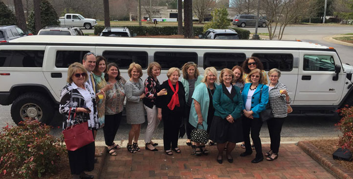 Special Event Limo in Raleigh by Primo Limo