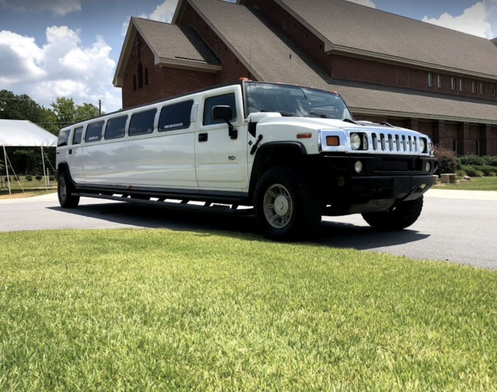 Hummer Limo in Raleigh